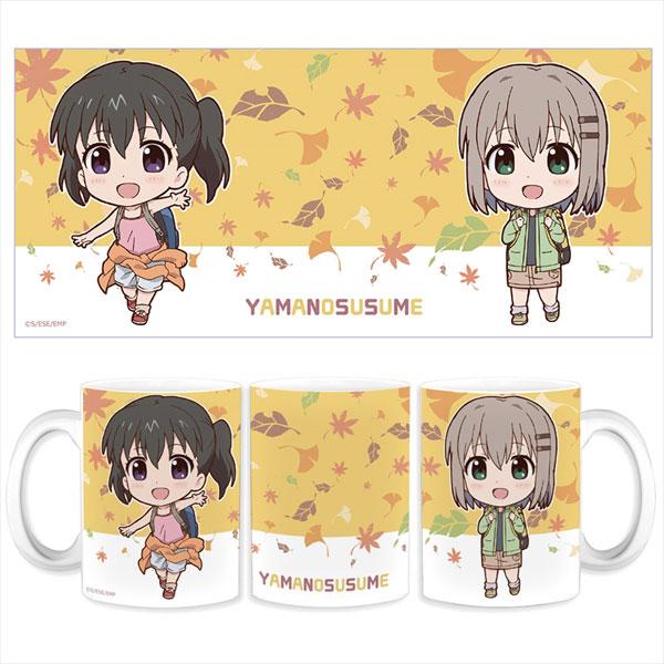 ヤマノススメ おもいでプレゼント マグカップ[アズメーカー]《12月予約》