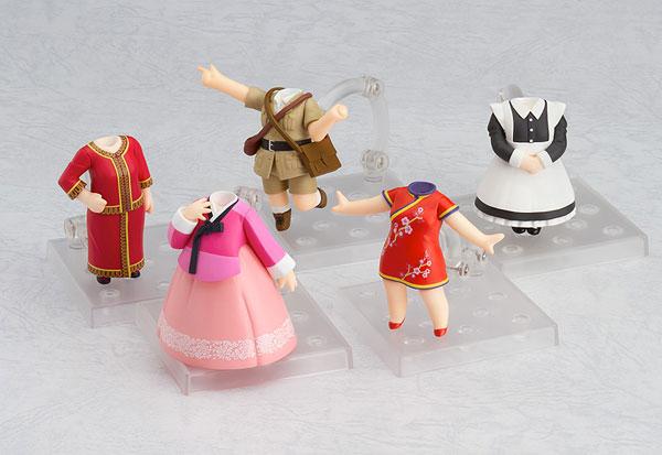 [Bonus] Nendoroid More - Love Live! Sunshine!!: Dress Up World Image Girls Vol.1 5Pack BOX(Pre-order)【特典】ねんどろいどもあ ラブライブ!サンシャイン!! きせかえWORLDイメージガール Vol.1 5個入りBOXAccessory