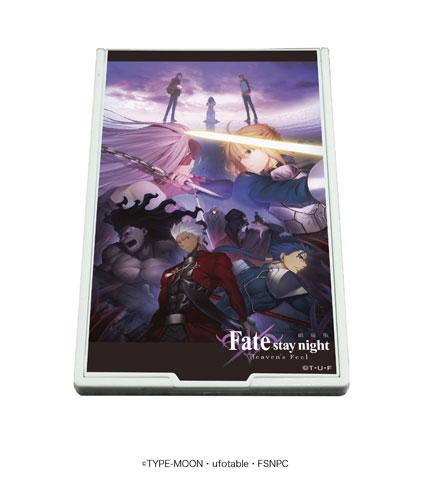 キャラミラー「劇場版 Fate/stay night [Heaven's Feel]」01/聖杯戦争[A3]《12月予約》
