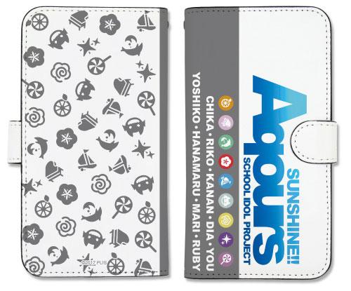 ラブライブ!サンシャイン!! Aqours手帳型スマホケース158[コスパ]《03月予約》