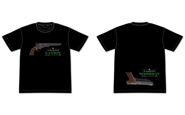 あみあみ新着!キノの旅 カノン&森の人Tシャツ XL グッズ新着情報