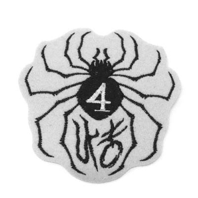 HUNTER×HUNTER 幻影旅団 蜘蛛ワッペン ヒソカVer(再販)[コスパ]《05月予約》