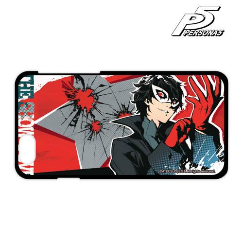 ペルソナ5 総攻撃iPhoneケース(主人公)(対象機種/iPhone 7/8)