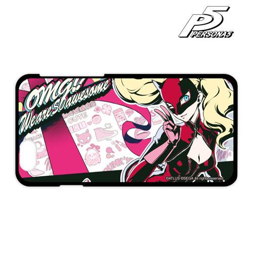 ペルソナ5 総攻撃iPhoneケース(高巻杏)(対象機種/iPhone X)