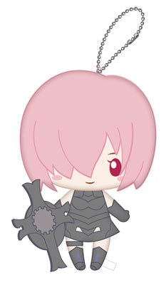 Fate/Grand Order Design Produced by Sanrio ぬいぐるみバッジ(全身) マシュ[ツインクル]《04月予約》