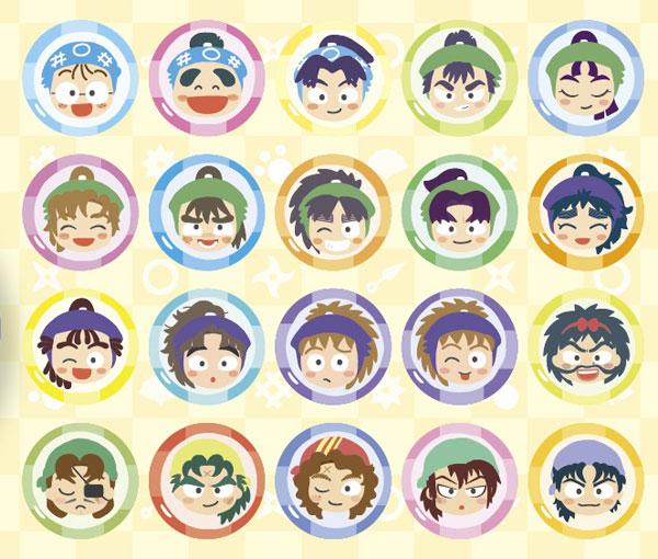 忍たま乱太郎 飴ちゃん風缶バッジコレクション 20個入りBOX[エンスカイ]《発売済・在庫品》