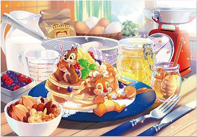ジグソーパズル ディズニー あま~い誘惑 1000ピース(DP-1000-030)[テンヨー]《取り寄せ※暫定》