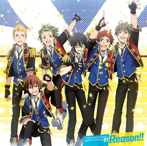 CD THE IDOLM@STER SideM ANIMATION PROJECT 01「Reason!!」通常盤[ランティス]《取り寄せ※暫定》