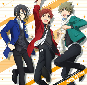 CD THE IDOLM@STER SideM ANIMATION PROJECT 07