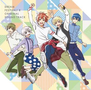 CD アニメ『ドリフェス!R』オリジナルサウンドトラック[ランティス]《取り寄せ※暫定》