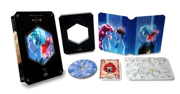 BD 宝石の国 Vol.6 Blu-ray 初回生産限定版[東宝]《05月予約※暫定》