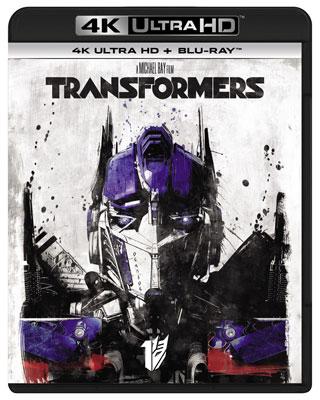 UHD トランスフォーマー (Blu-ray Disc)[NBC]《取り寄せ※暫定》