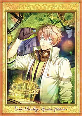 BD Code:Realize〜創世の姫君〜 第3巻(Blu-ray Disc)