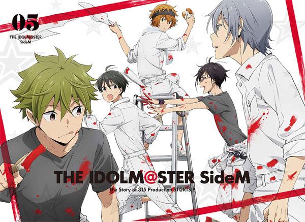 DVD アイドルマスター SideM 5 完全生産限定版