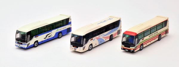 ザ・バスコレクション 東京湾アクアライン高速バスセットA[トミーテック]《在庫切れ》
