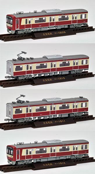 鉄道コレクション 京急電鉄新1000形1809編成4両セット[トミーテック]《取り寄せ※暫定》