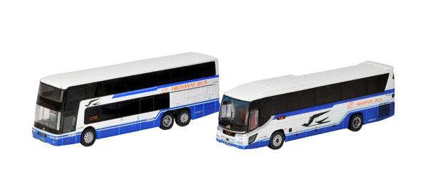 ザ・バスコレクション ジェイアール東海バス発足30周年記念2台セット[トミーテック]《03月予約》