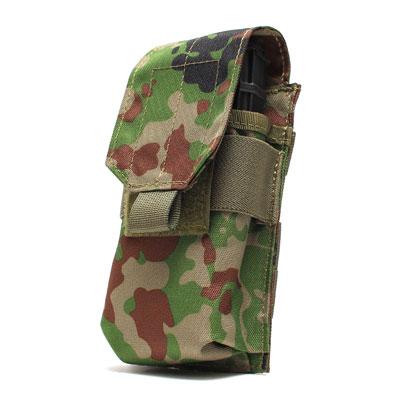 M4/M16マガジンポーチ シングル JSD[ライラクス]《取り寄せ※暫定》