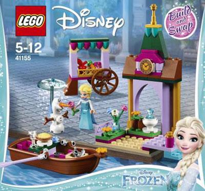 """レゴ ディズニー アナと雪の女王""""アレンデールの市場""""(41155)[レゴジャパン]《在庫切れ》"""