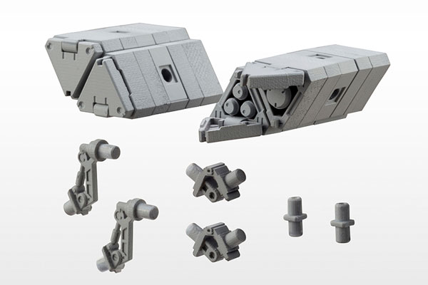 M.S.G Modeling Support Goods - Weapon Unit 04 Multi-missile(Pre-order)M.S.G モデリングサポートグッズ ウェポンユニット04 マルチミサイルAccessory