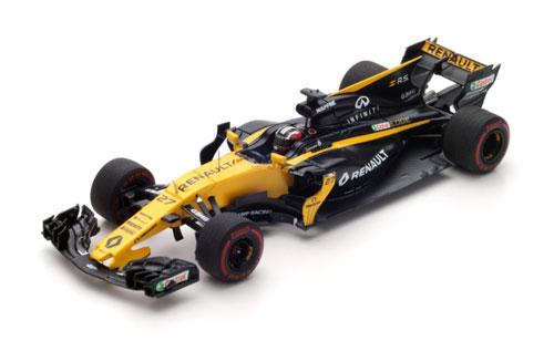 1/43 ルノー スポール R.S.17 No.27 Bahrain GP 2017 Nico Hulkenberg(再販)[スパーク]《在庫切れ》