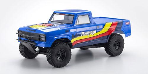 1/10 2WD 2RSA r/s アウトローランページ T2