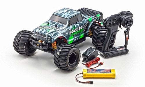 1/10 EP 2WD MT r/s モンスタートラッカー T1 KT232P