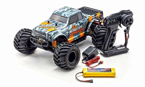 1/10 EP 2WD MT r/s モンスタートラッカー T2 KT232P