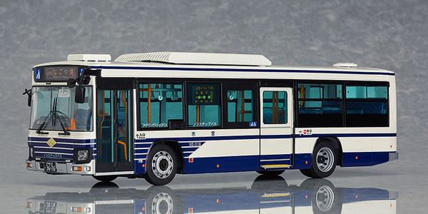 1/43 いすゞエルガ 名古屋市交通局市営バス 一般系統[グッドスマイルレーシング]【送料無料】《08月予約》