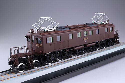 1/50 電気機関車 No.2 EF18 プラモデル[アオシマ]《在庫切れ》