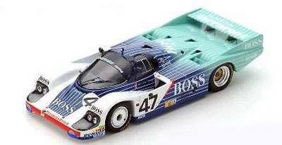 1/43 ポルシェ 956 No.47 Le Mans 1984 J. Lassig - G. Fouche - J. Graham[スパーク]《在庫切れ》