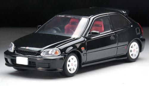 トミカリミテッド ヴィンテージ ネオ LV-N165b シビックタイプR 99年(黒)[トミーテック]《在庫切れ》