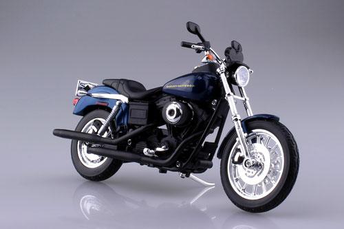 1/12 完成品バイク HARLEY-DAVIDSON 2004 ダイナ スーパーグライド スポーツ