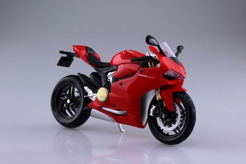 1/12 完成品バイク DUCATI 1199 パニガーレ[スカイネット]《01月予約》