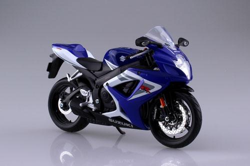 1/12 完成品バイク SUZUKI GSX-R750[スカイネット]《01月予約》