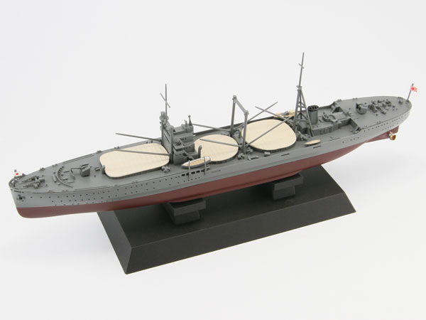1/700 スカイウェーブシリーズ 日本海軍 給兵艦 樫野 スペシャル プラモデル[ピットロード]《取り寄せ※暫定》