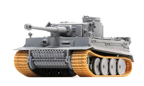 """【特典】1/35 WW.II ドイツ軍 ティーガーI 初期生産型 ダス・ライヒ師団""""TiKi""""(クルスクの戦い) プラモデル[ドラゴンモデル]《発売済・在庫品》"""