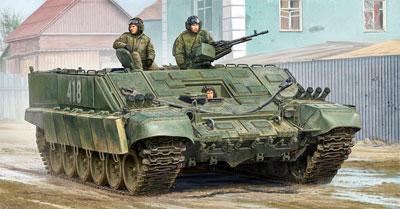 1/35 ロシア連邦軍 BMO-T重装甲兵員輸送車 プラモデル[トランペッターモデル]《在庫切れ》