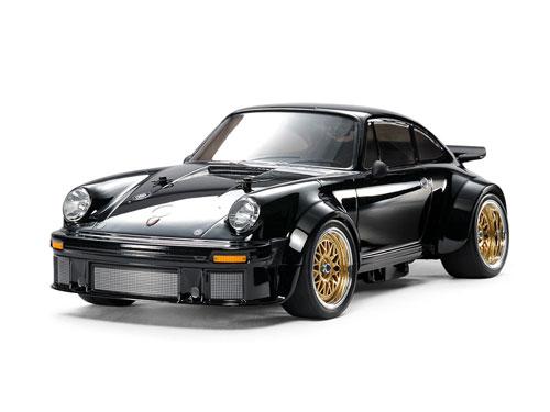1/10電動RCカー ポルシェ ターボ RSR 934 ブラックエディション (TA02SWシャーシ)[タミヤ]【送料無料】《在庫切れ》