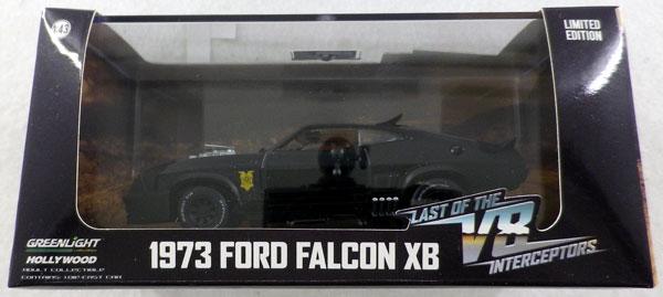 1/43 Last of the V8 Interceptors (1979) - 1973 Ford Falcon XB[グリーンライト]《04月予約》