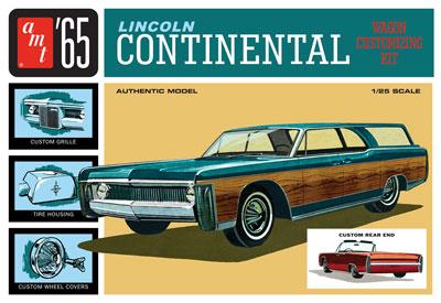 1/25 1965 リンカーン・コンチネンタル プラモデル[AMT]《在庫切れ》