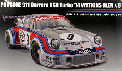 1/24 リアルスポーツカーシリーズ No.99 ポルシェ911 カレラRSR ターボ ワトキンスグレン1974 #9 プラモデル[フジミ模型]《03月予約》
