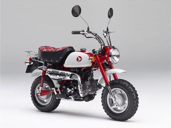 1/12 バイクシリーズ SPOT Honda モンキー 50周年アニバーサリー プラモデル[フジミ模型]《発売済・在庫品》