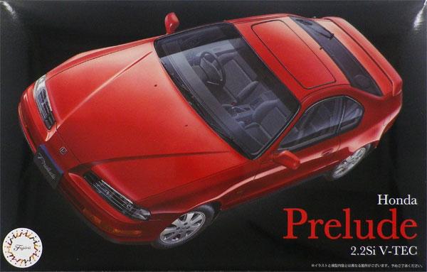 1/24 インチアップシリーズNo.265 Honda プレリュード 2.2Si VTEC プラモデル[フジミ模型]《03月予約》