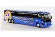 1/87 MCI D4505 メガバス (アメリカの長距離バス)[Iconic Replicas]《02月仮予約》