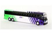 1/87 MCI D4505 MAX(マックス) (アメリカの長距離バス)[Iconic Replicas]《在庫切れ》