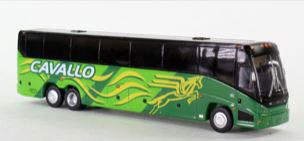1/87 MCI D4505 カバロバス (アメリカのチャーターバス)[Iconic Replicas]《在庫切れ》