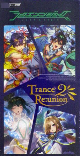 【特典】L&L-SPB02 ラクエンロジック スペシャルブースター02 Trance Re:union2 10パック入りBOX