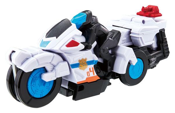 快盗戦隊ルパンレンジャーVS警察戦隊パトレンジャー VSビークルシリーズ DXトリガーマシンバイカー[バンダイ]《発売済・在庫品》