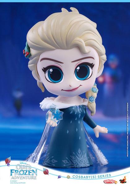 コスベイビー 『アナと雪の女王/家族の思い出』[サイズS] エルサ[ホットトイズ]《発売済・在庫品》
